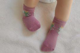 Chaussettes toutes douces