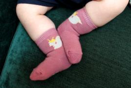 Des chaussettes de qualité Française