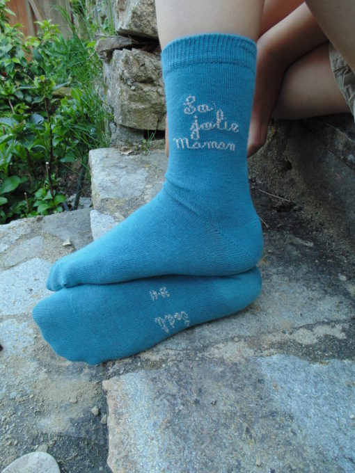 chaussettes made in France