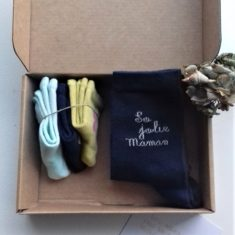box de chaussettes